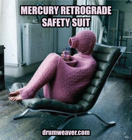 mercury retrograde joke